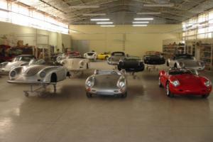 1955 Replica/Kit Makes 550 Spyder, Speedster and Super 90 Replicas