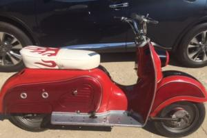 1958 Other Makes Bella R 154