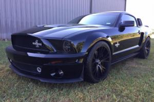 2009 Ford Mustang Gt500