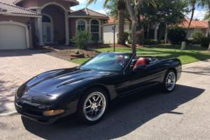 1998 Chevrolet Corvette Convertible Photo