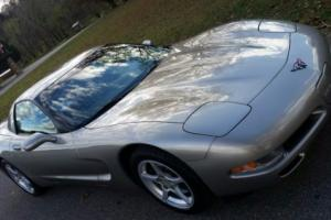 2000 Chevrolet Corvette Fixed Top Coupe