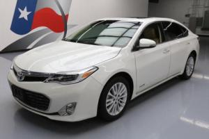 2014 Toyota Avalon XLE TOURING HYBRID SUNROOF NAV