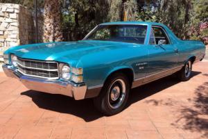 1971 Chevrolet El Camino Chevelle