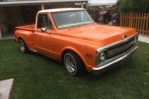 1970 Chevrolet C/K Pickup 1500 SHORT BED