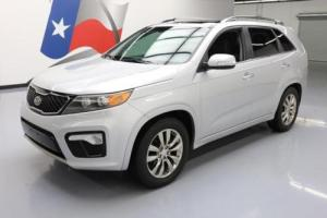 2012 Kia Sorento SX CLIMATE SEATS DUAL SUNROOF NAV Photo