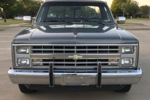 1987 Chevrolet C-10 Square Body
