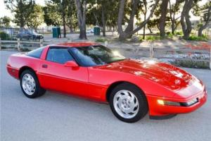 1995 Chevrolet Corvette 6-Spd Coupe