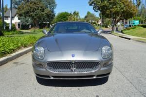 2005 Maserati Spyder Photo