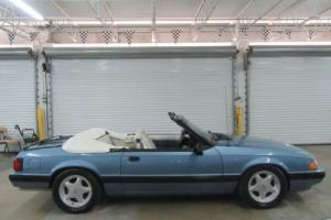 1990 Ford Mustang 2dr Convertible LX Sport 5.0L