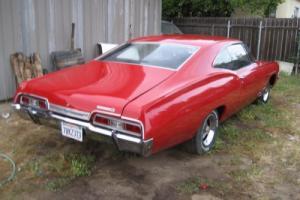 1967 Chevrolet Impala SS 327