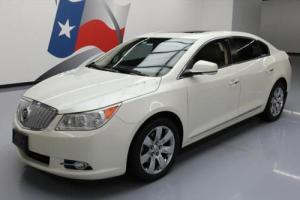 2010 Buick Lacrosse CXL AWD PANO ROOF VENT LEATHER