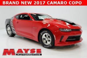 2017 Chevrolet Camaro COPO