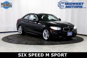 2014 BMW 2-Series 228i 6 Speed Manual M Sport