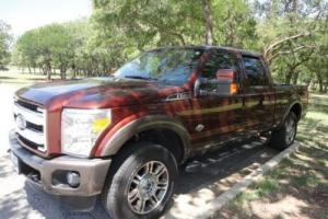 2015 Ford F-250 Lariat FX4 King Ranch