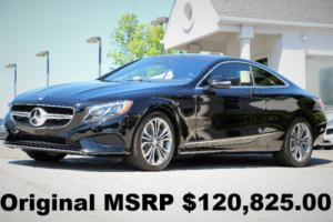 2015 Mercedes-Benz S-Class S550 4Matic Coupe Photo