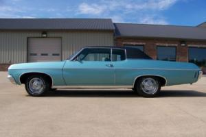 1970 Chevrolet Caprice 2-Door Hardtop