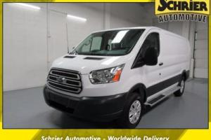 2016 Ford Transit Connect Back Up Cam, Partition