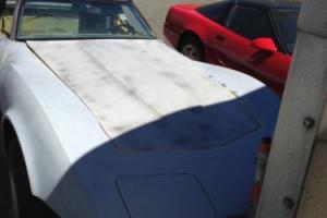 1981 Chevrolet Corvette T-TOPPS