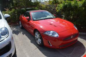2010 Jaguar XK 2dr Convertible