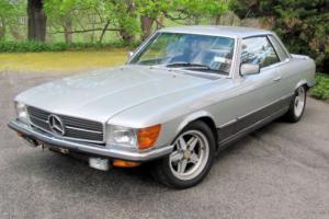 1979 Mercedes-Benz SL-Class SLC
