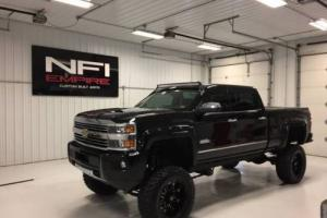 2015 Chevrolet Silverado 2500 High Country 4x4 4dr Crew Cab SB