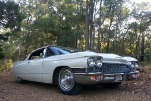 1960 Cadillac Convertible Photo