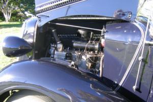 DODGE TOURER 1937 MC MODEL 6 CYL FULLY RESTORED