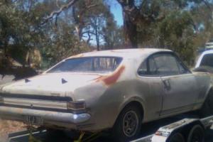1968 HK Holden Monaro 186S GTS Photo
