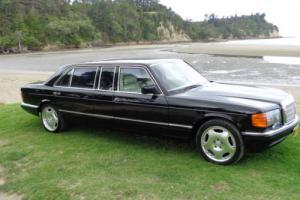 Mercedes Benz Carat by Duchatelet 560