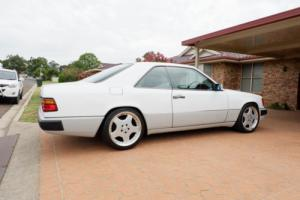 1990 Mercedes Benz 300CE 24 White Coupe Photo