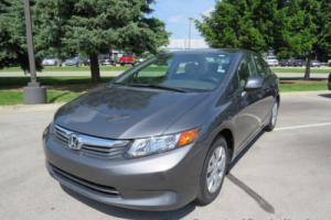 2012 Honda Civic 4dr Manual LX