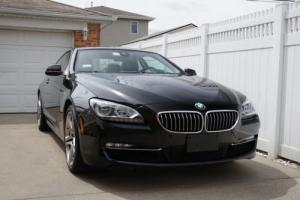 2013 BMW 6-Series 650i X Drive