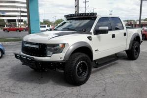2013 Ford F-150 SVT Raptor Super Charged