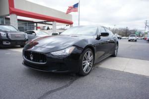2014 Maserati Ghibli GHIBLI