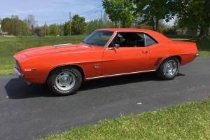 1969 Chevrolet Camaro ss | eBay