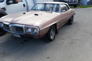 1969 Pontiac Firebird HO | eBay Photo