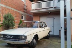 1970 Audi 100 L Photo