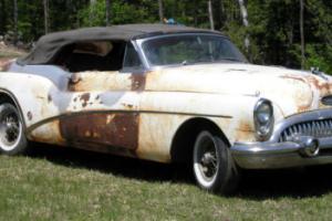 1953 Buick Skylark Photo