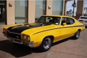 1972 Buick Skylark GSX