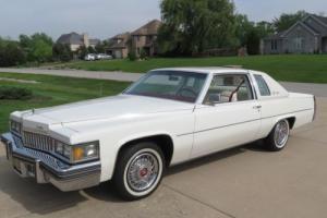 1978 Cadillac DeVille Coupe DeVille Photo