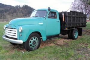 1951 GMC 1.5 Ton