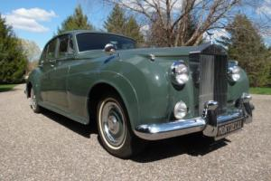 1958 Rolls-Royce Other Silver Cloud