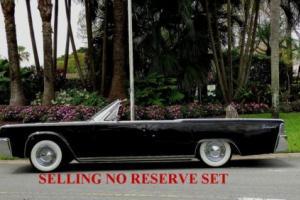 1962 Lincoln Continental CONTINENTAL Photo