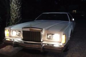 1979 Lincoln Mark Series Photo