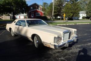1978 Lincoln Mark Series Photo
