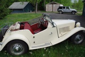 1953 MG Other Photo