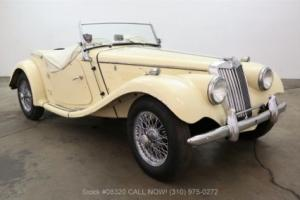 1954 MG Other
