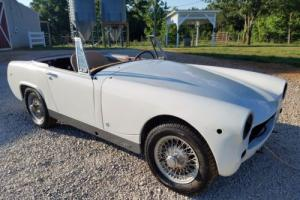 1970 MG Midget Photo