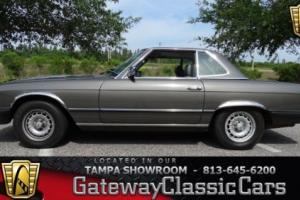 1984 Mercedes-Benz SL-Class --