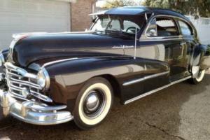 1948 Pontiac Silver Streak Fastback